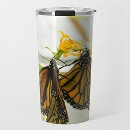 Butterflies 3 Travel Mug