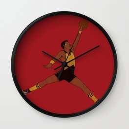 Air Geordi Wall Clock