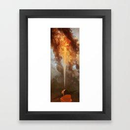 Introcession Framed Art Print