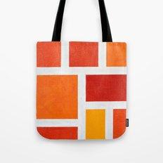 60's Mod Tote Bag