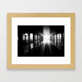there's always hope Framed Art Print
