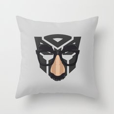 Robot In Disguise Throw Pillow