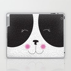 Lovely Panda Girlfriend! - cute, funny, sweet, panda bear! Laptop & iPad Skin