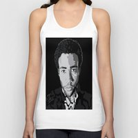 childish gambino Tank Tops featuring Gambino by Tecnificent