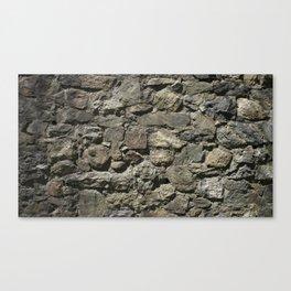 Rock Back Canvas Print
