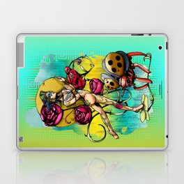 Madame Ladybotté Butterfly of Lovers' Vale Laptop & iPad Skin
