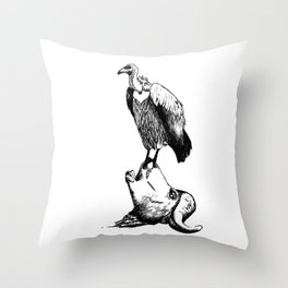 Cicle Throw Pillow