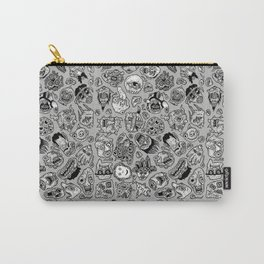 heaps of heads Carry-All Pouch