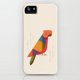 Australian King Parrot iPhone Case