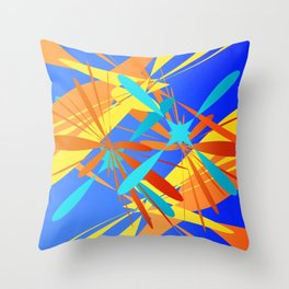 We Are Your Friends Throw Pillow