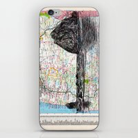 oregon iPhone & iPod Skins featuring Oregon by Ursula Rodgers