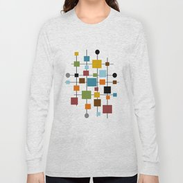 Mid-Century Modern Art 1.3 Long Sleeve T-shirt