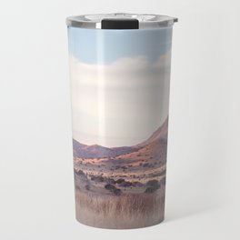 Marfa II - Sunset on the Range Travel Mug