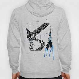 Watercolor Tomahawk Hoody
