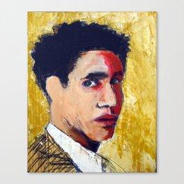1968 Killed Bobby Kennedy (Sirhan Sirhan) Canvas Print