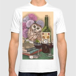 The Tipsy Owl T-shirt