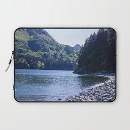 Kodiak Beach Photography Print Laptop Sleeve