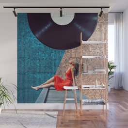 Stereo Wall Mural