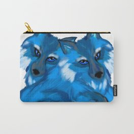 Twin Fox Carry-All Pouch
