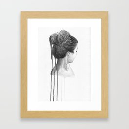 Sensual Framed Art Print