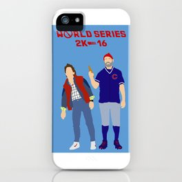 WS CHAMPS 2016 iPhone Case