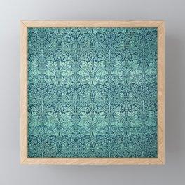 """William Morris """"Brer rabbit"""" 5. Framed Mini Art Print"""
