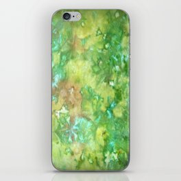 Greenwoods Abstract iPhone Skin