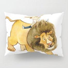 Giddyup, Hank! Pillow Sham