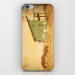 VINTAGE CABO POLONIO HOUSE iPhone Skin