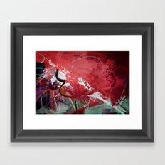Steganos Framed Art Print
