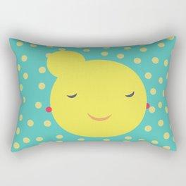 miss little sunshine Rectangular Pillow