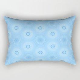 Fractal Cogs n Wheels in MWY Rectangular Pillow