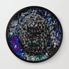 Colorful 09 Wall Clock