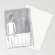 With or without you... Stationery Cards