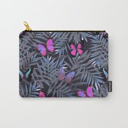 Butterflies Night Dance Carry-All Pouch