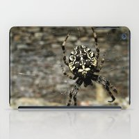 spider iPad Cases featuring Spider by moo2me