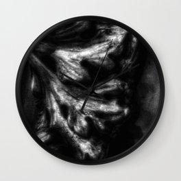 LEAF - DARK Wall Clock