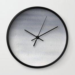 PAYNE'S GREY Wall Clock