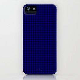 MacKay Tartan iPhone Case