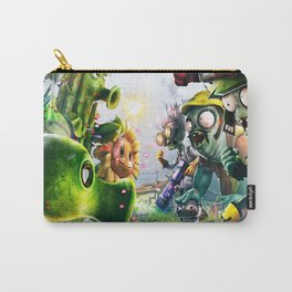 Zombie vs plants Carry-All Pouch