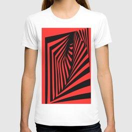 Red & Black Magic II T-shirt
