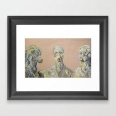 The Dust Bowl Blues #2 Framed Art Print