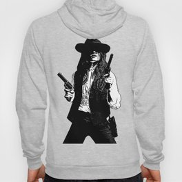 The Wildest Cat in The Crazy West Hoody