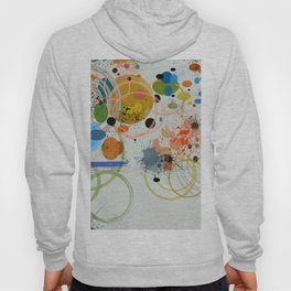 Abstract Composition 476 Hoody