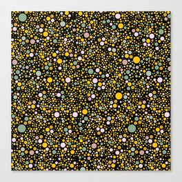 Spots Canvas Print
