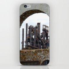 Bethlehem Steel Blast Furnace 6 iPhone & iPod Skin