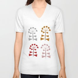 Gloria  #society6 #decor Unisex V-Neck