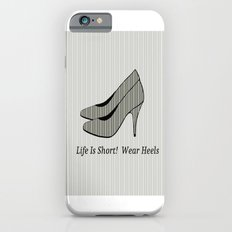 Sophisticated Lady Slim Case iPhone 6s