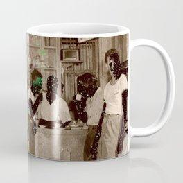 the Tempo of Bottoms up Coffee Mug