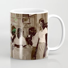 the Tempo of Bottoms up Coffee Mug